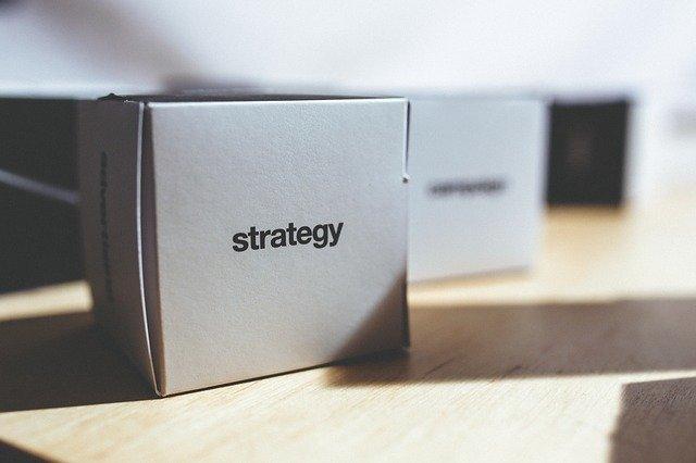 Obchodní strategie