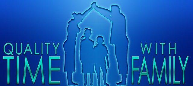 kvalitní čas s rodinou