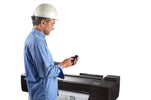 opravář tiskárny