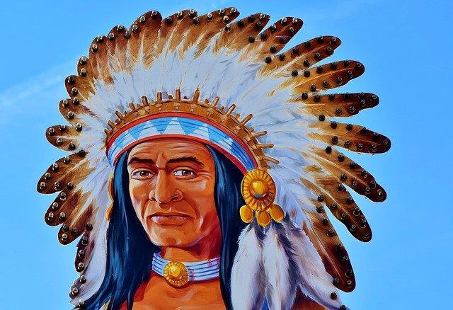 náčelník apačů